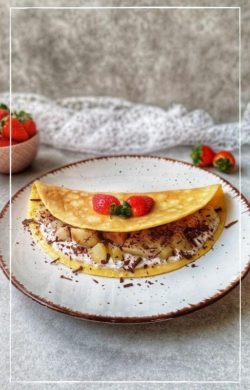 """E-book """"Słodkie śniadania i desery"""""""